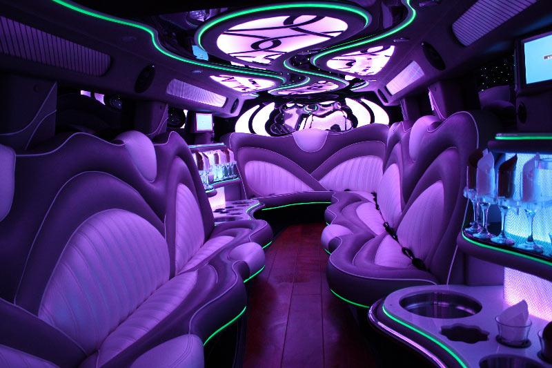 Www Rozalitka Com 10 Luxury Limousine Interior Designs