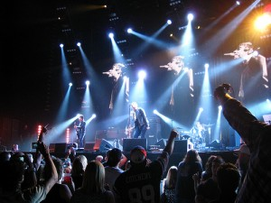 Transportation To and From Concerts Provided By Platinum Limo of Charlotte, NC